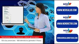MSN Salud Formularios de Contacto