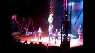 The Moscow State Circus 2013 England P1