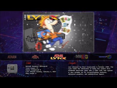 LaunchBox Big Box 7.4 Demo with CriticalZone City Hunter Theme