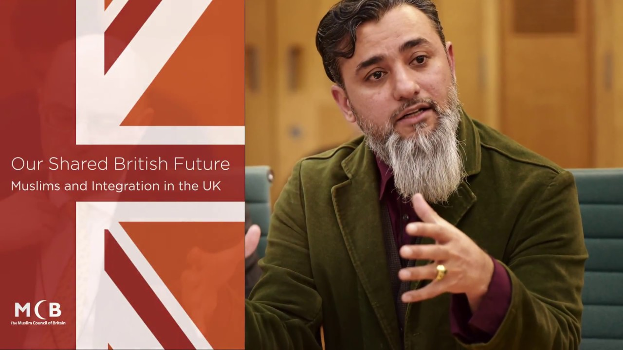 Hassen Rasool  Launching of 'Our Shared British Future' in Westminster London