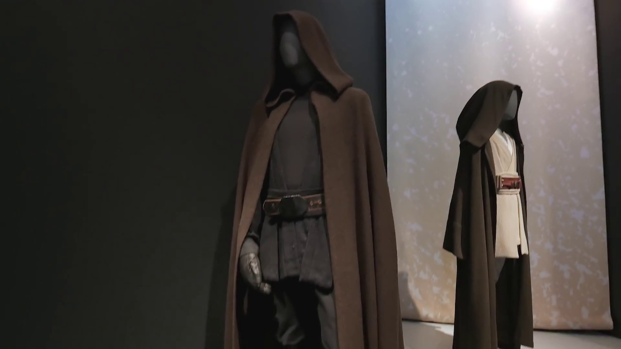 Mark Hamillu0027s Luke Skywalker Costume From Return Of The Jedi