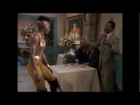 Jim Carrey - In Living Color - A Date with Grace