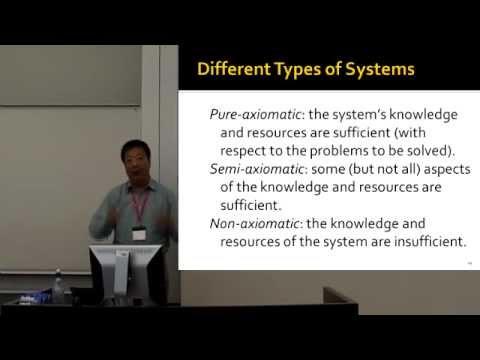 Cognitive Logic vs. Mathematical Logic - Pei Wang