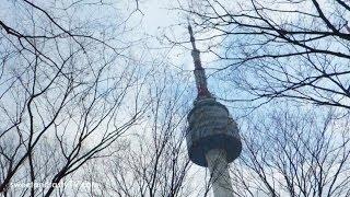 Namsan Tower & Locks of Love (KWOW #137)