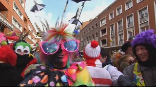 France's Mardi Gras carnivals, from Dunkirk to Granville