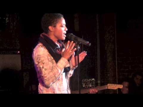Tamyra Gray I Believe In You and Me 2.23.13 - YouTube