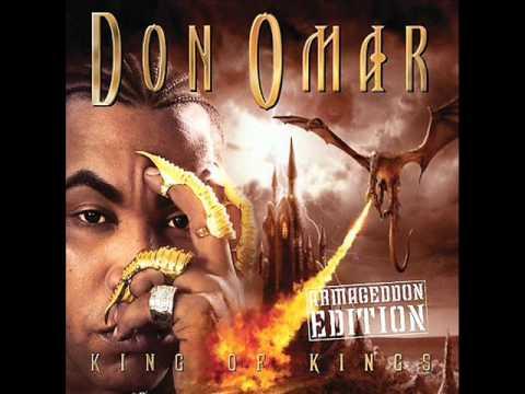 letra don omar king of king: