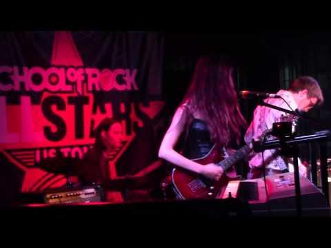 2015 School of Rock AllStars Team 2 at the Record Bar in Kansas City, MO Full Show HD
