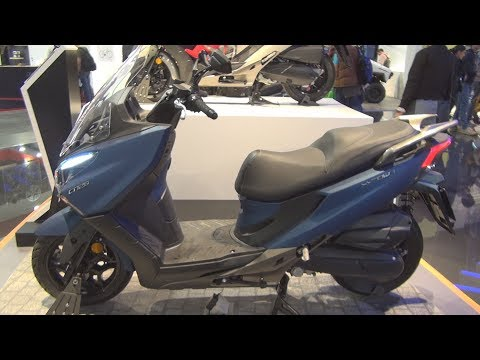 kymco-x-town-ct-125-(2020)-exterior-and-interior