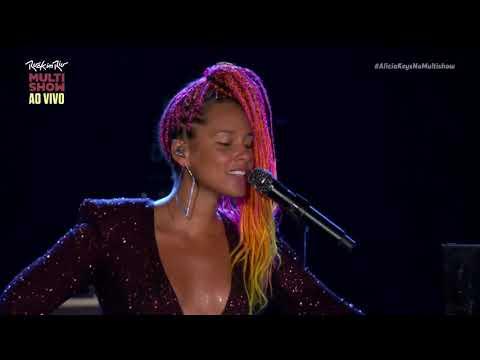 Superwoman - Alicia Keys Rock In Rio 2017