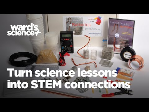 Turn Science Lessons into STEM Connections with Hands-On Kits