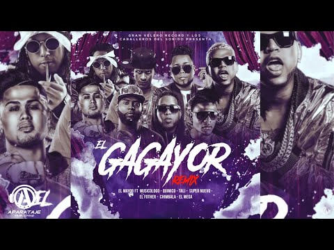 El Mayor  - El Gagayor (Remix) [Official Audio]