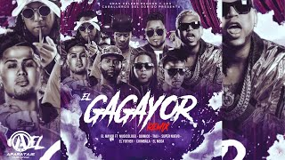 El Mayor Clasico - El Gagayor (Remix) [Official Audio]