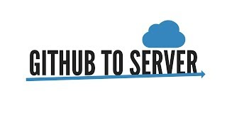Deploying From GitHub to Server