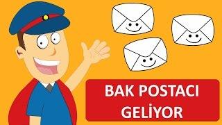 Bak Postacı Geliyor – Çocuk Şarkısı | Okul Öncesi Çocuk Şarkıları