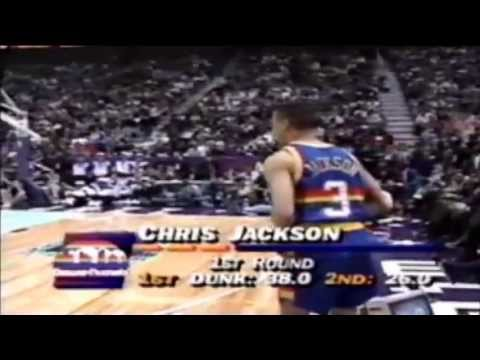 Chris Jackson - 1993 NBA Slam Dunk Contest
