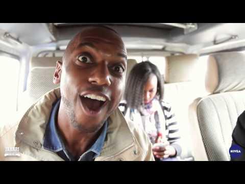 Jabari Inspires: NIVEA Men #GetItYourself Tour from Nairobi to Diani Beach, Kenya