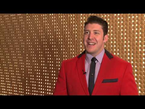 Matthew Dailey is Tommy DeVito in 'Jersey Boys' | Ahmanson Theatre