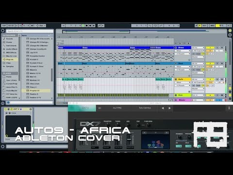 Auto9 - Africa (Ableton Live Toto Cover) 2018 HD Audio