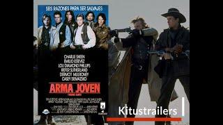 Arma Joven Trailer