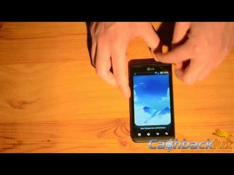 LG Optimus 3D Test (deutsch)