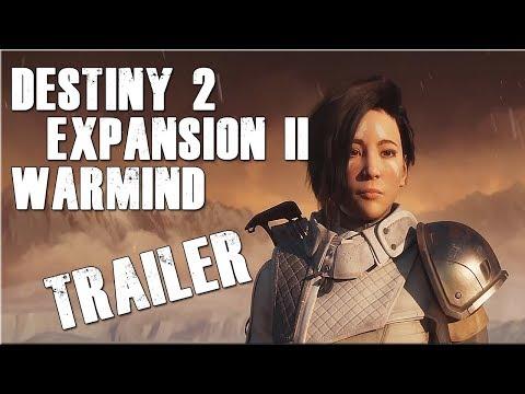 Destiny 2 - Expansion II- Warmind - Prologue Reveal Trailer - PS4