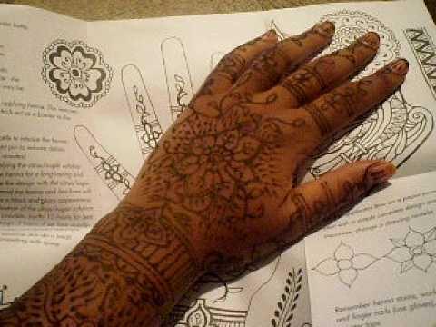 Mehndi Henna Kit Michaels : Im back!! mehndi henna kit youtube