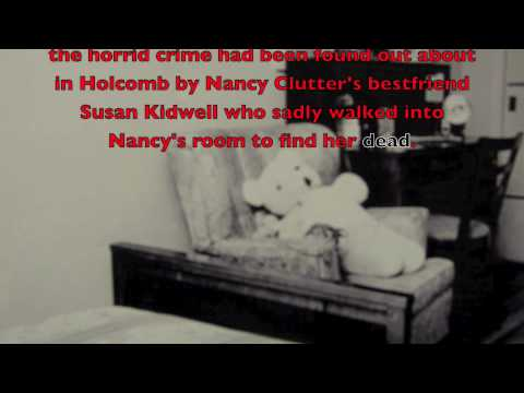 in cold blood truman capote summary