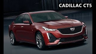 2020 Cadillac CT5 Digital Platform