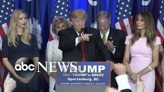 Donald Trump's Victory Speech in South Carolina
