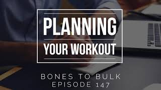 Planning Your Workout