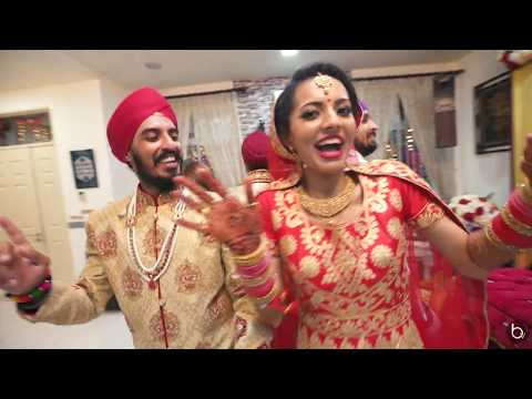 Oh Ho Ho/Soni De Nakhre Mixtape | Wedding Lip Dub | 4k | #kirpawedding