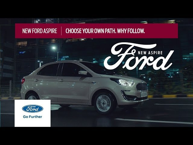 Presenting The New Ford Aspire