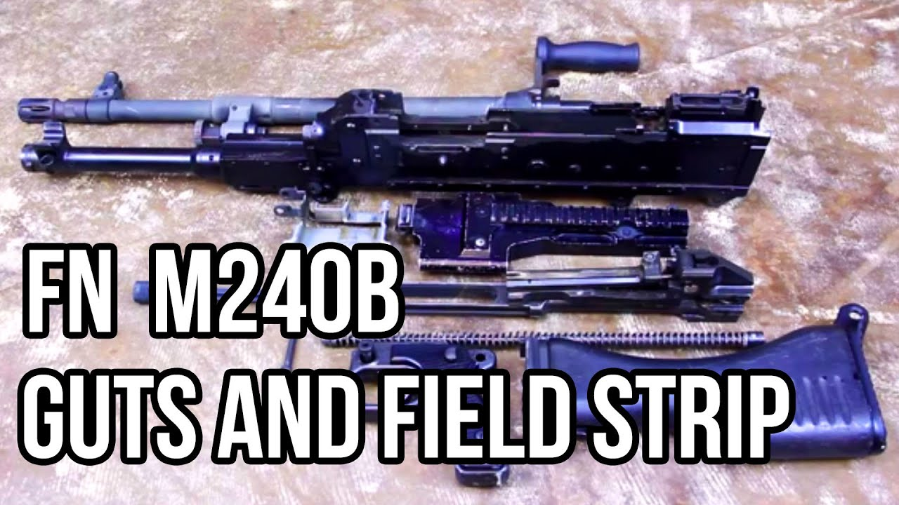 The Unstoppable M240 Machine Gun (FN MAG) -The Firearm Blog