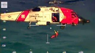 Missing Sailor Rescued After 66 Days Stranded At Sea