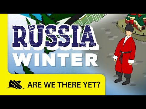 Russia: Winter - Travel Kids in Asia