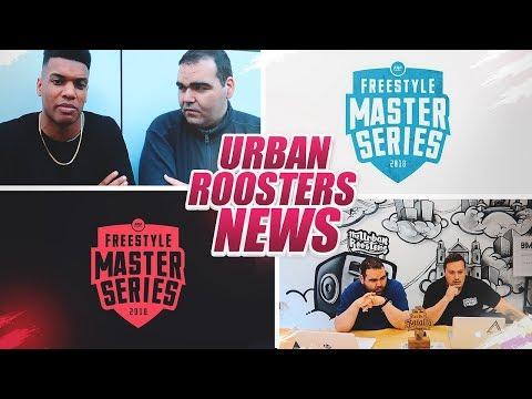 ⚡TRUENO⚡, 🇦🇷FMS🇪🇸, RED BULL y SUPREMACIA | 🔥Urban Roosters News #1🔥