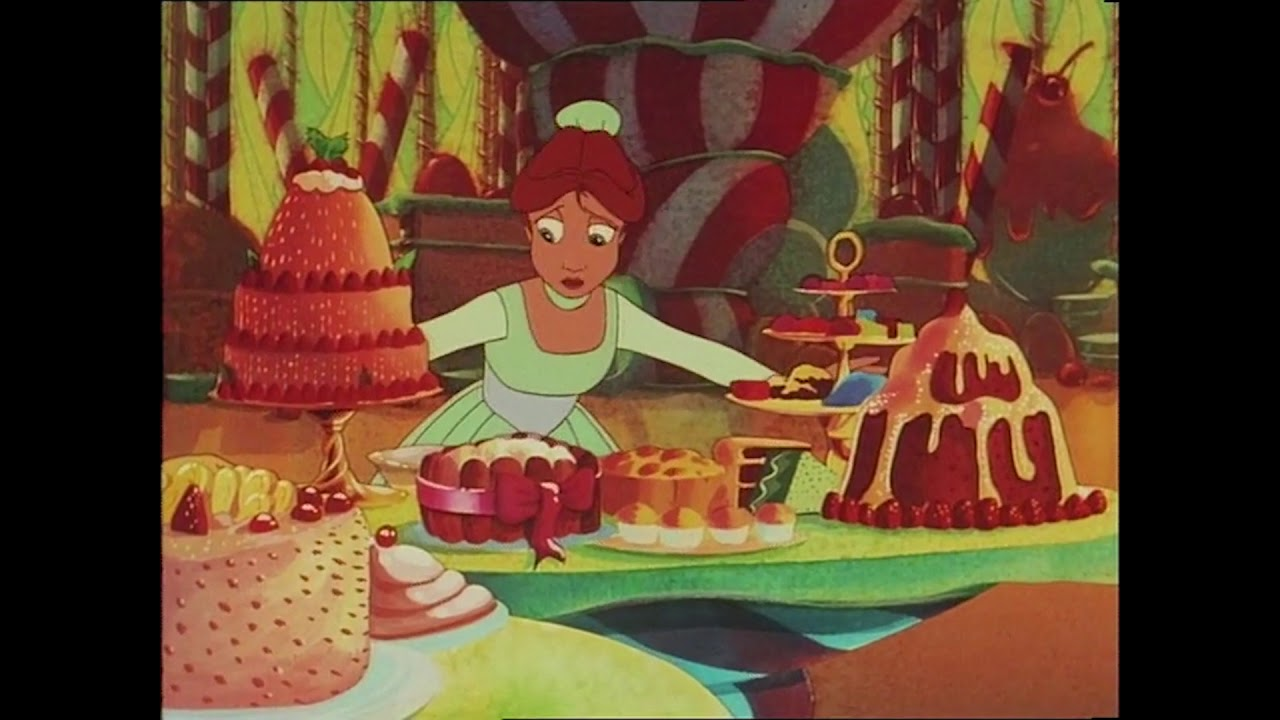 Download Clara rejects the Nutcracker/The Mouse King attacks - The Nutcracker Prince (1990)