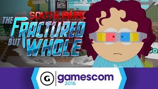 South Park: The Fractured But Whole - Gamescom 2016 Gameplay Trailer
