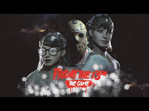 """Friday the 13th the Game - """"You HAVE to be Cheating to Stun Me with a Machete!"""""""