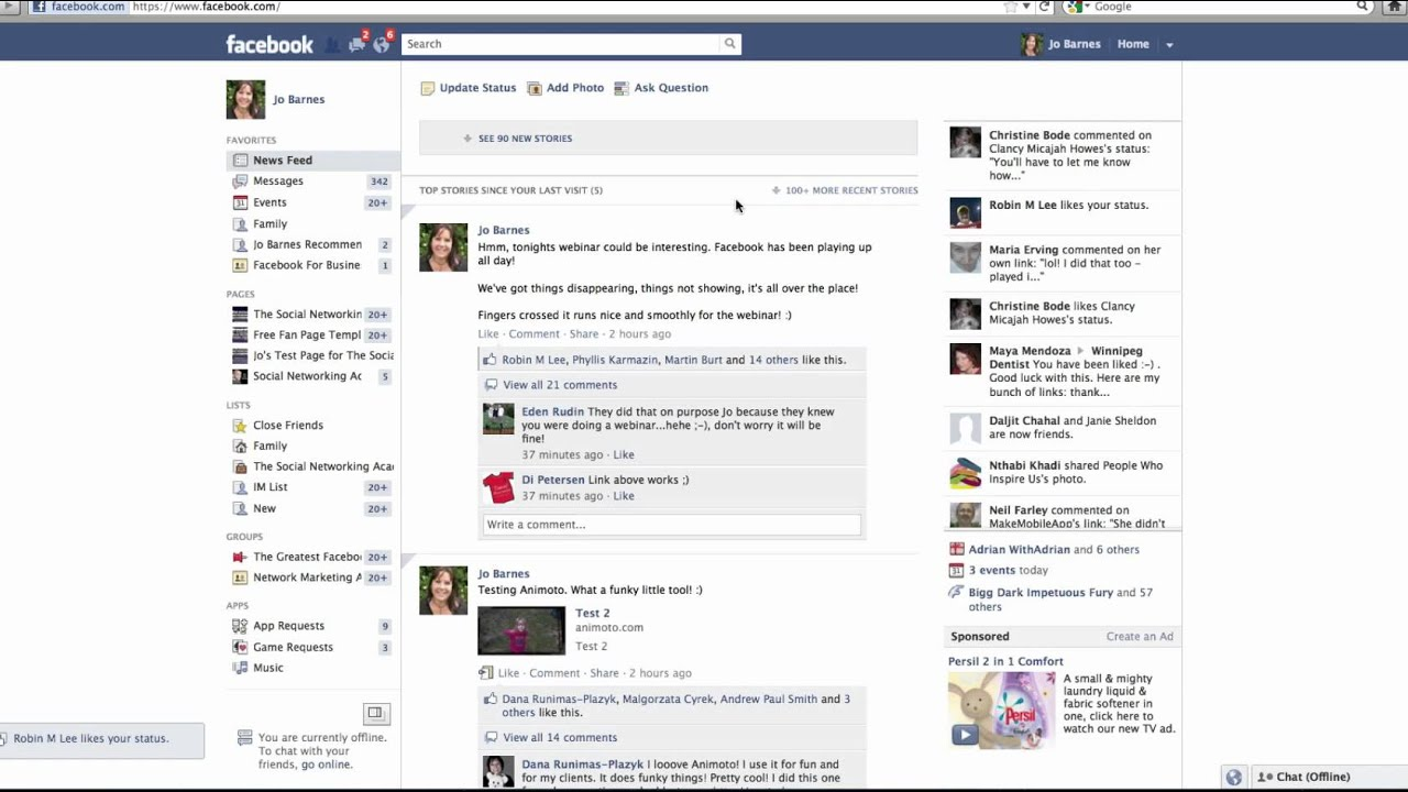 what is the ticker symbol of facebook