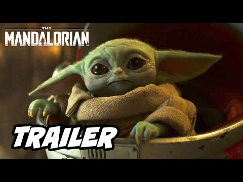 Star Wars The Mandalorian Season 2 Trailer 2020 - Baby Yoda and Easter Eggs Breakdown