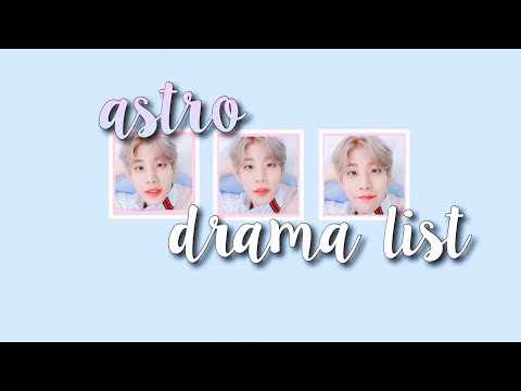 astro drama list | beginner's guide