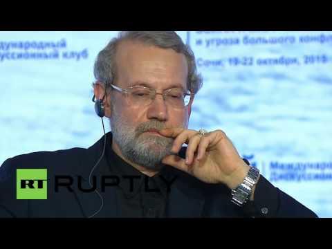 Russia: Iran praises Putin's Syria strikes as