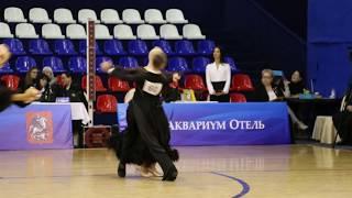 Гасанов Илья - Раевская Людмила, Финал, Фокстрот