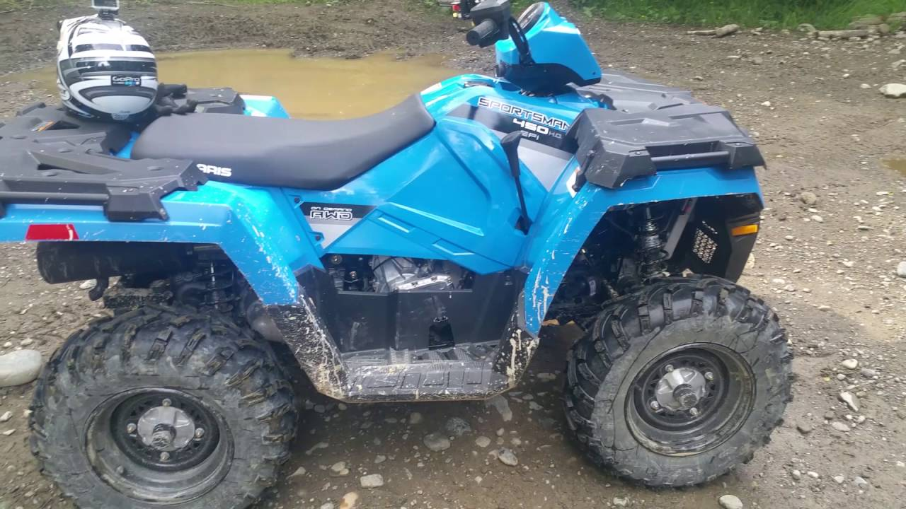 2016 Polaris 450 Ho Review