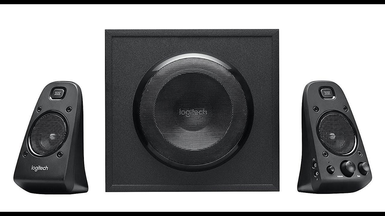 Logitech Z623 2 1 Speaker System Review