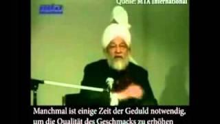 """Ist Musik im Islam verboten?"" - Islam Ahmadiyya"