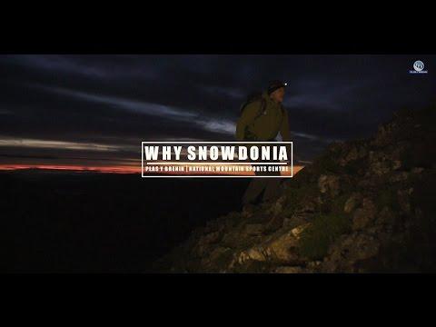 Plas y Brenin - Why Snowdonia
