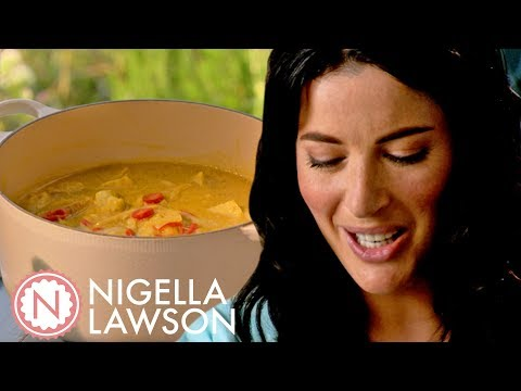 Nigella's Turmeric Fish Curry | Forever Summer With Nigella